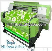 1440dpi Textile flat-bed Clothes Epson head printer