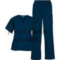 Uniformes de enfermagem calças/alta qualidade terno matagal/uniformes médicos fábrica