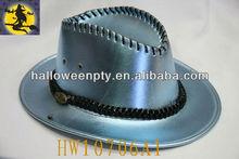 2013 New Design Blue Flashing Cowboy Hat