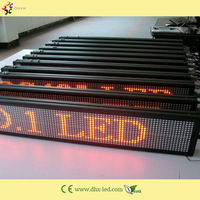 P7.62 indoor led display screen sign