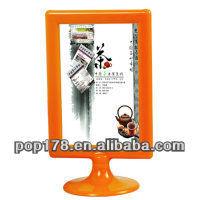 mini beautiful plastic photo picture frame