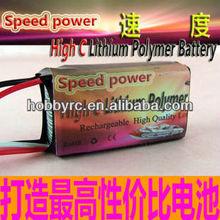 RC Model Battery 20C 1000mah 11.1V LiPo Battery for Aircraft