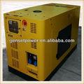 7 kva 30 kva gerador diesel silencioso para casa
