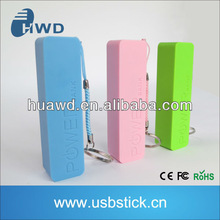 Customized perfume power bank 2000mAh for iPad