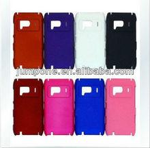 Rubber Hard Back Cover Case for Nokia N8