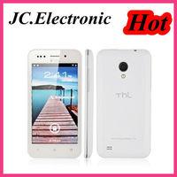 Original THL V12+ Android 4.0 OS Smartphone MTK6577 Dual Core 4.0 inch Screen 4G ROM 512M RAM GPS WIFI
