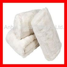 Polyester Bamboo Design Brushed PV Fleece Blanket