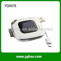 Solar power bank iphone 4