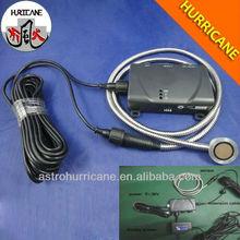 Ultrasonic Fuel/Oil/ Water Level Indicator Meter with Temperature Sensor