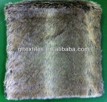 FAUX FUR cushion cover,