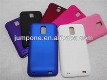 Rubber Hard Back Cover Case for Samsung Celox 4G LTE Galaxy S2 i9210 E110s