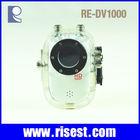 Mobile Full HD 30M Waterproof Cam Video Camera DVR Bike Motorcycle Helmet Outdoor Sports DV