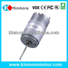 12 Volt DC electric auto motor for auto fan motor and blower
