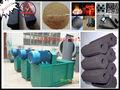 En kaliteli pollutionfree atık biyo kömür briket/biyo kömür briket makinesi