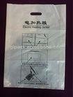Good quality custom Handle polybag,carrier polybag ,shopping plastic bag