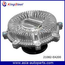 Wholesale Radiator Fan Clutch Parts 21082-EA200 For Japanese Cars Nissan Frontier QR45DE