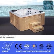 HANSE 2.0m length fisch+spa+stuhl/detox foot spa 2013 SPA-007