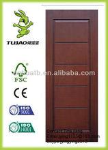 teak wood designer entry door