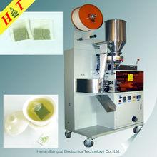 Tea bag packing machine, green tea bag packing machine, tea bag maker