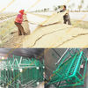 rice straw mat making machine/corn straw mat making machine/wheat straw mat making machine