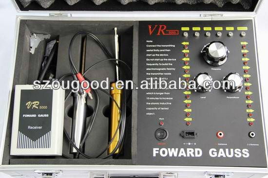 Very long Range Gold detector System VR5000