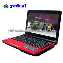 "OEM Windows 7 laptop with 10.2"" Intel Atom D2500"