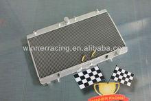 HIGH PERFORMANCE ALUMINUM RADIATOR FOR ECLIPSE GS-T/GSX D32A/D33A 2G/DSM TALON TSI 4G63T AUTO 1995-99