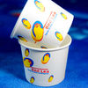 disposable take out paper french fries container/sweet paper box,disposable paper french fry box