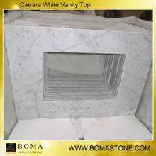 Elegant Hot Sale Carrara White Marble