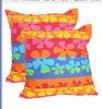 Four leaf clover design high quality soft cushion cover