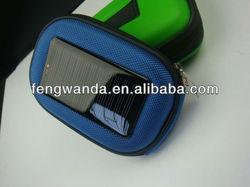 best folding solar bag charger for e-cigarette/smartphones with CE FCC RoHS cetificates