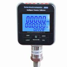 Intelligent vacuum manometer (for power plant)