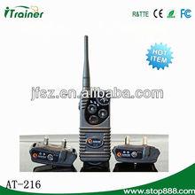 Big LCD Display Remote Dog Training and Beeper Collar