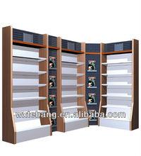 016 Audio shelf/video shelf/bookshelf/CD shelf