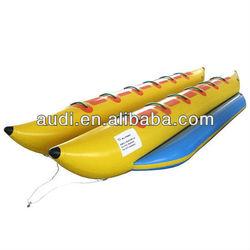 2013 hot sale double banana boat