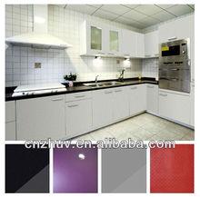 Waterproof Kitchen Cabinet Color Combination