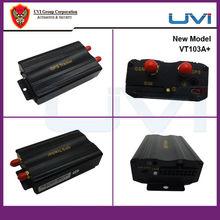 UVI fleet management system for smart gps tracker VT103A+