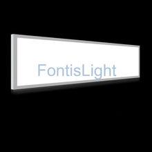 CE RoHS approvals high brightness 1200x300mm 40W emergency led panel light