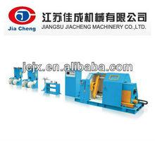 bare copper and aluminum wire single twist machine/bunching machine