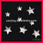 star shaped rhinestone