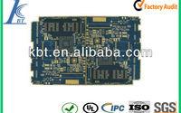 Blue soldermask PCB, pcb supplier, multi-layer electronics PCB