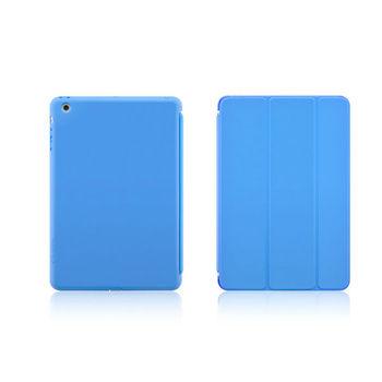 for Ipad mini hard back case with folding screen lock