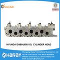 la cabeza del cilindro para hyundai motor d4bh