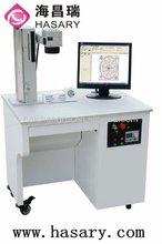 2013 Fiber Ear Tag Laser Marking Machinery/Optical Fiber Marking