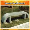 Natural granite chair kids garden bench