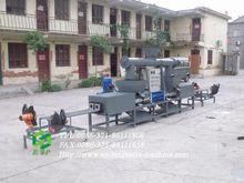 CE Approved Biomass Hydraulic Briquette Machine Hot Sale In Europe