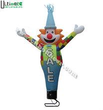 outdoor inflatable air dancer advertisement dancer inflatable cute clown dancer