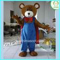 hi costume mascotte orso