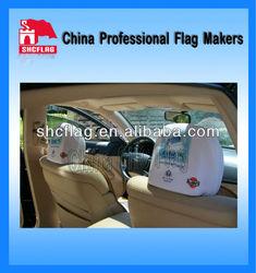 Custom Logo Car Headrest Cover