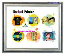 multifunction a3 size pvd, plastic, t-shirt, golf ball inkjet printer